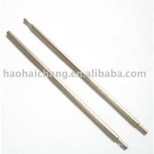 Pin de divisão de arame, pino de divisão elétrica, pino de aço
