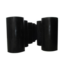 With Chain Marine Cylindrical Rubber Fenders for Piers Ship Boat