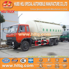DONGFENG camion citerne en ciment en vrac 6x4 26M3 210hp prix bon marché excellente qualité assurance qualité