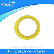 9khz baixa freqüência 12mm de diâmetro piezo elemento cerâmico micro piezo