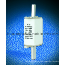 Nt0 (RT16-0) 160A Breaking 120ka Knife Contactor Fuse (NT2(RT16-2))