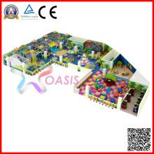 Equipamentos de Parque Infantil Indoor Castle Series