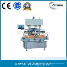 Máquina de llenado recta automática anticorrosiva ZH-FF