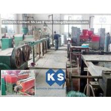 Customized PVC Coating Machine Line Hexagonal Wire Netting