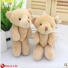customized OEM design, teddy bear 12 cm