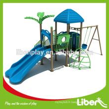 Liben Attractive Backyard Aire de jeux pour enfants avec balançoire