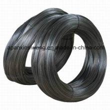 Alambre recocido negro de calidad suave