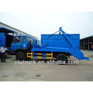 Dongfeng 145 saltar camión de basura
