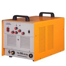 Máquina de soldadura del inversor de TIG200acdc