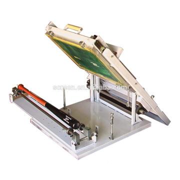 Flachvakuum-Siebdruckmaschine