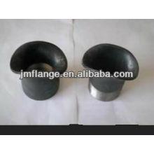 """Standard JIS ,ANSI 1/2""""-24"""" carbon steel /stainless steel saddle"""