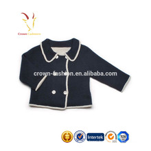 Cashmere Children Cardigan Models for Little Kids Cardigan Sweaters