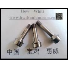 O melhor preço para os parafusos de roda titanium de m7 m12 m14 GR5 com cabeça do hex para competir