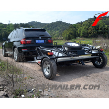 Double Motorcycle Trailer MT502