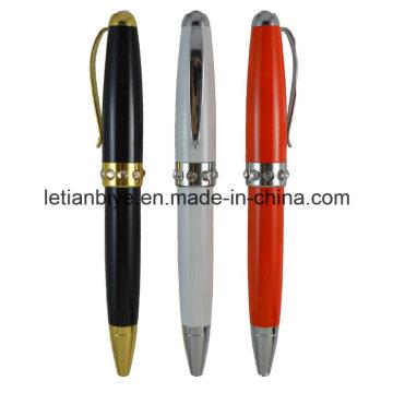 Schreibwarenfabrik Spezialisierte Stifte Metall Kurzer Stift (LT-D021)