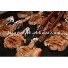 Feuille de cuisson en fibre de verre revêtue de téflon