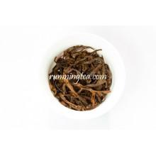 Thé noir indien à la rose mélangée chinoise