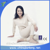 Professionally OEM color cotton thermal underwear for men and women