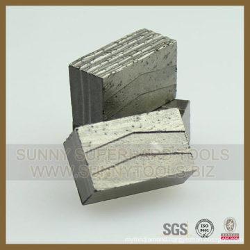 Granite Saw Blade Segment Granite Diamond Segment for Granite Stone