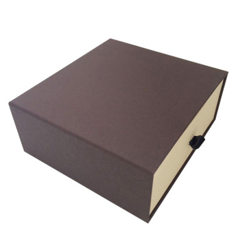 Custom Sliding Gift Box with Drawer
