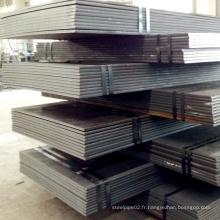 S45c C45 1045 Plaque en acier au carbone