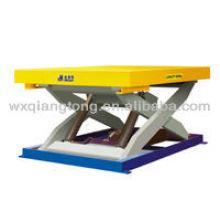 Levage hydraulique / Table de levage fixe