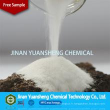 Acide de sodium d'acide gluconique pour l'effet adjuvant concret d'adjuvant