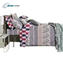 Polyester Luxus King Size Home Bettwäsche Bettwäsche Set