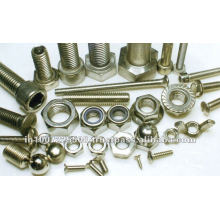 High quality stainless steel fasteners