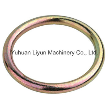 50mm X 5000kg Round Ring / Metal Hardware for Ergo Ratchet, Lashing Strap
