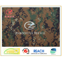600d Oxford Digital Printing with American Style Military Fabric