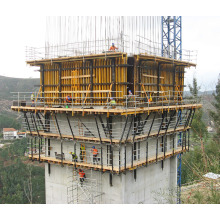 Steel Engineering Automatic Bridge Climbing Formwork