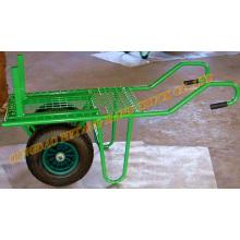 Dois 6.50-8 ar rodas Hack Brandão Wb9903 de carrinho de mão