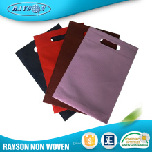Bulk Buy From China Recycle Biodegradable Stitch Non Woven Bag