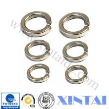 Rondelle à ressort en acier inoxydable Rondelle à ressort DIN5406 Rondelle de blocage