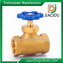 Válvula de porta de bronze da pressão da água do cw614n da venda quente de alta qualidade para a água