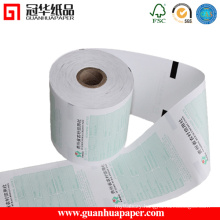 MSDS 2 Ply Cash Register Paper for Supermarket