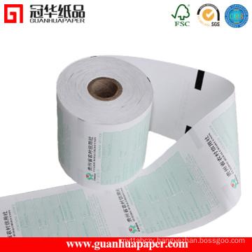 MSDS 2 Ply Cash Register Paper for Supermarket