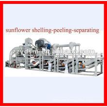 sunflower seeds shell removing machine/dehulling machine