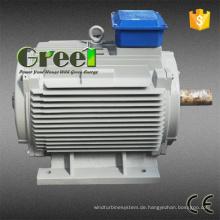 Wechselstrom bürstenloser 3 Phasen 10kw 600rpm Dauermagnetsynchrongenerator
