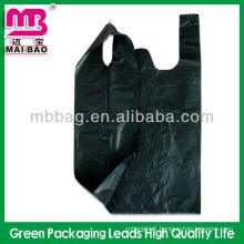 guangzhou cheap black plastic bags