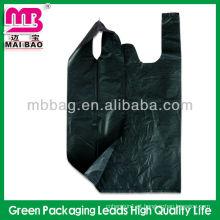 guangzhou sacos de plástico preto barato