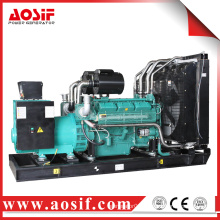 High performance water-cooled dynamo generator set prices