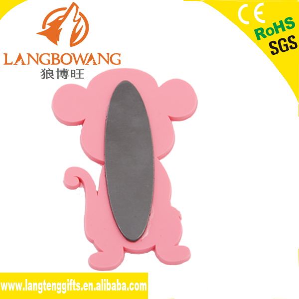 Soft pvc fridge magnet supplier