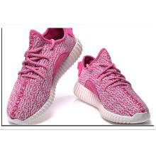 Hot Selling Women Sport Knitted Air Shoes