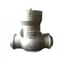 Válvula de retenção do selo de pressão
