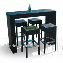 popular rattan bar furniture set BC- 005