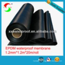 1.2mm besten Preis epdm Membranen für Dächer
