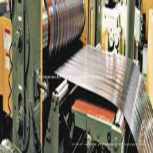 Linha de corte de bobina de aço