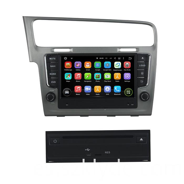 ANDROID CAR RADIO FOR GOLF 7